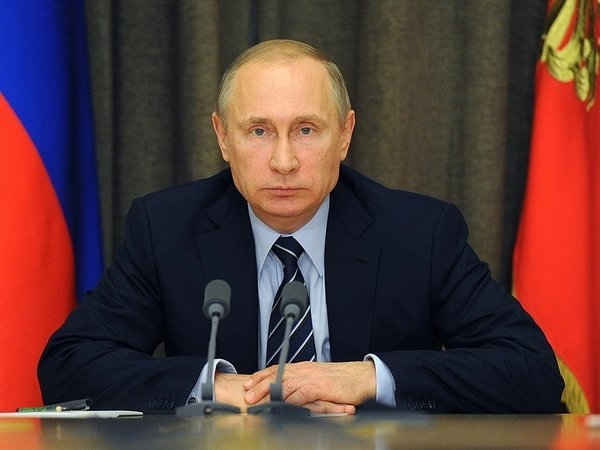 Москва будет вынуждена поразмыслить окупировании угрозы вотношении РФ— Путин