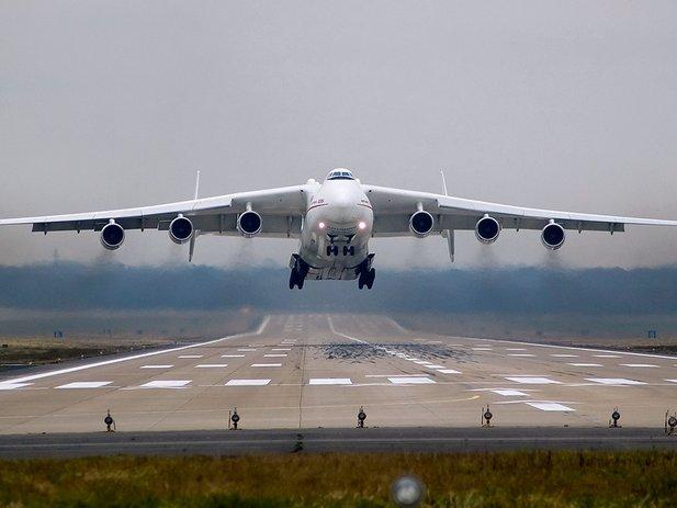 Украина желает, чтобы НАТО использовала самолеты «Руслан» для военных целей