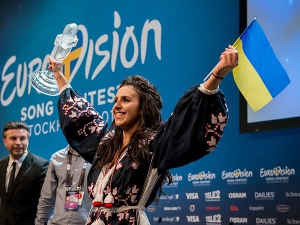Украина может отказаться отпроведения Евровидения-2017,— Daily Telegraph
