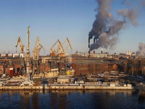 Судостроительное предприятие Балтийский завод