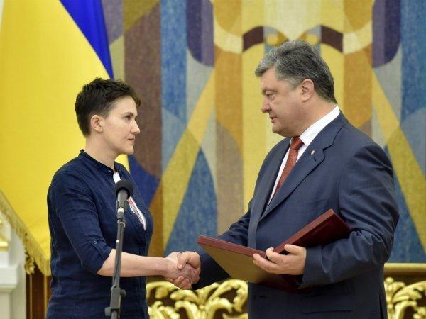 Почему Кремль неотреагировал наприезд Савченко?