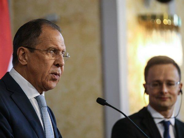 Лавров назвал цинизмом разъяснение теракта вПетербурге «местью заСирию»