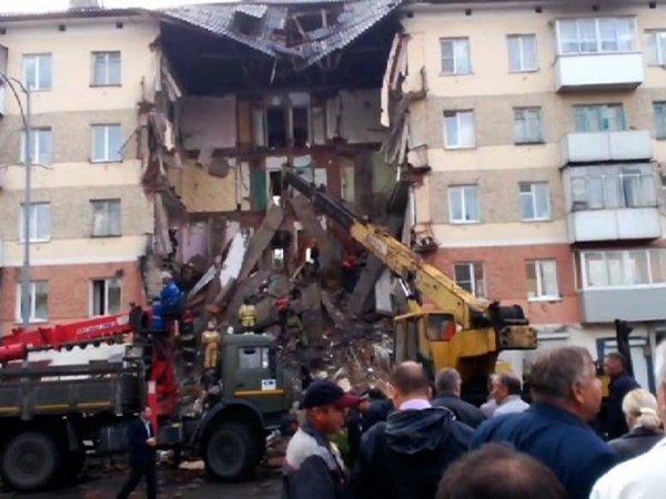 Схвачен собственник помещения напервом этаже врухнувшем доме вМеждуреченске