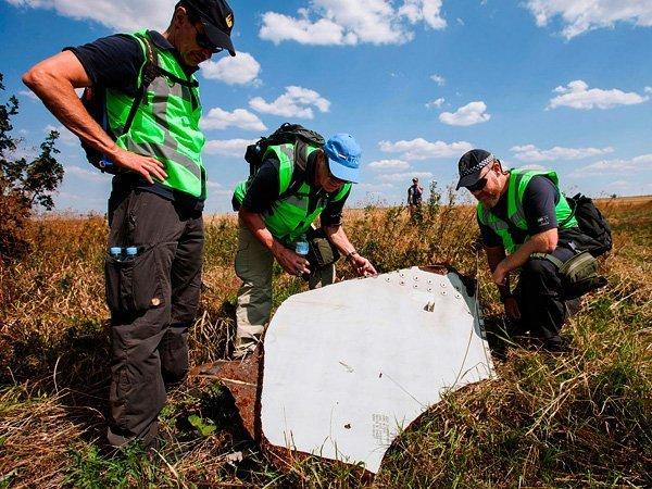 РФраскрыла сведения оракетах «Бук» для расследования поMH-17