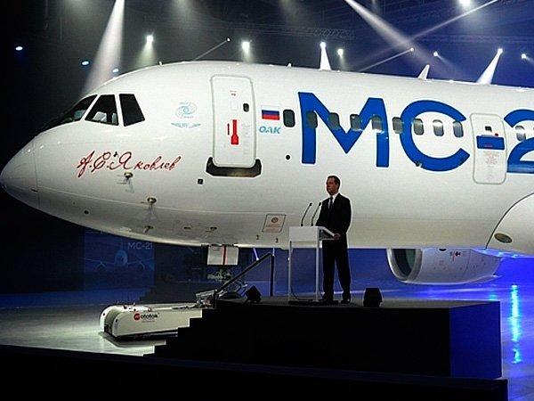 Продажи иркутского самолета МС-21 простимулируют господдержкой