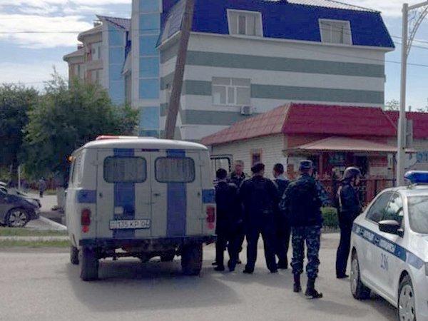 После нападения наказахстанский Актобе возбудили 25 уголовных дел