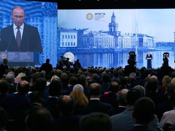Владимир Путин: «Оказывается, футбол в РФ жив»