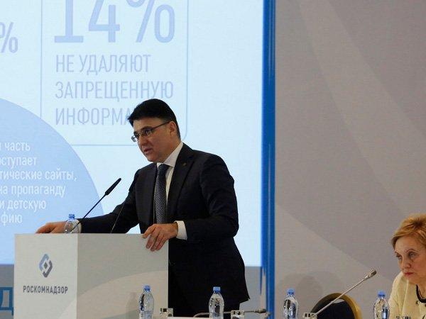 Руководитель Роскомнадзора сказал китайцам, как Интернет помогает экономике расти