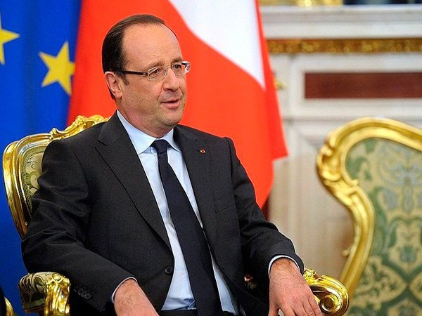 Прическа Олланда обходится Франции в 10 тысяч евро каждый месяц