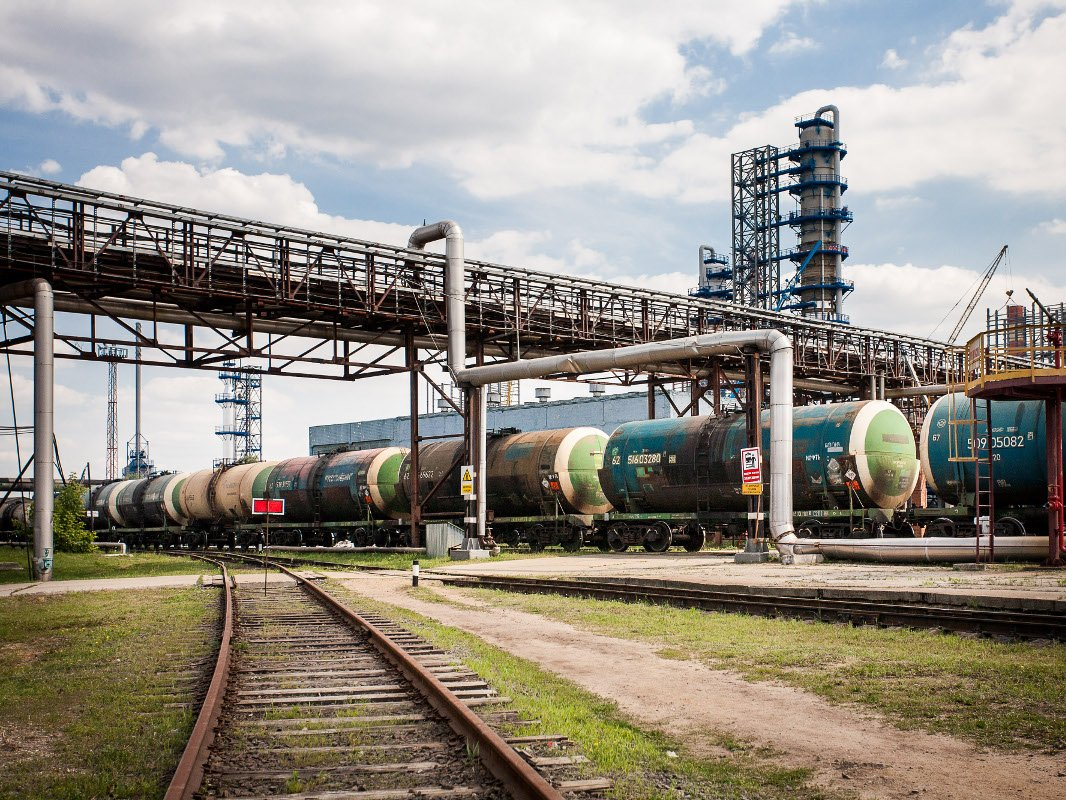 Нефть упала вцене  нафоне статистики очисле буровых установок вСША