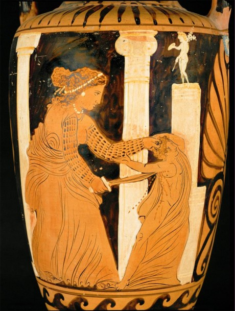 an analysis of the characters in the ancient greek mythology medea Start studying edith hamilton's mythology- characters learn vocabulary, terms, and more with flashcards, games  the supreme god of ancient greek mythology.