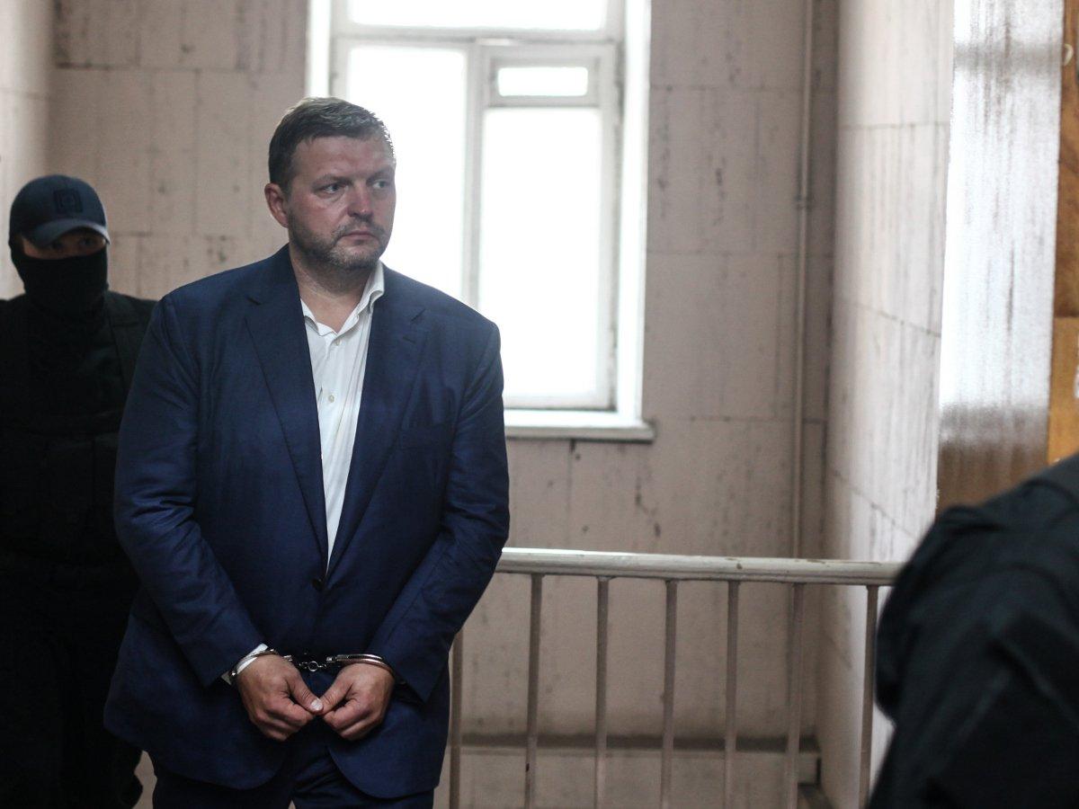 Суд несогласился отпустить Никиту Белых под залог в28 миллионов