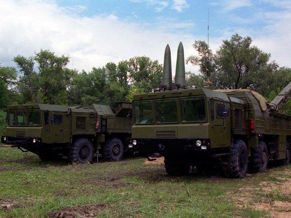 Госдеп осудил размещение «Искандеров» вКалининградской области