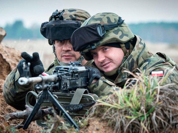 Эстония иПольша хотят сделать вевропейских странах «военный Шенген»