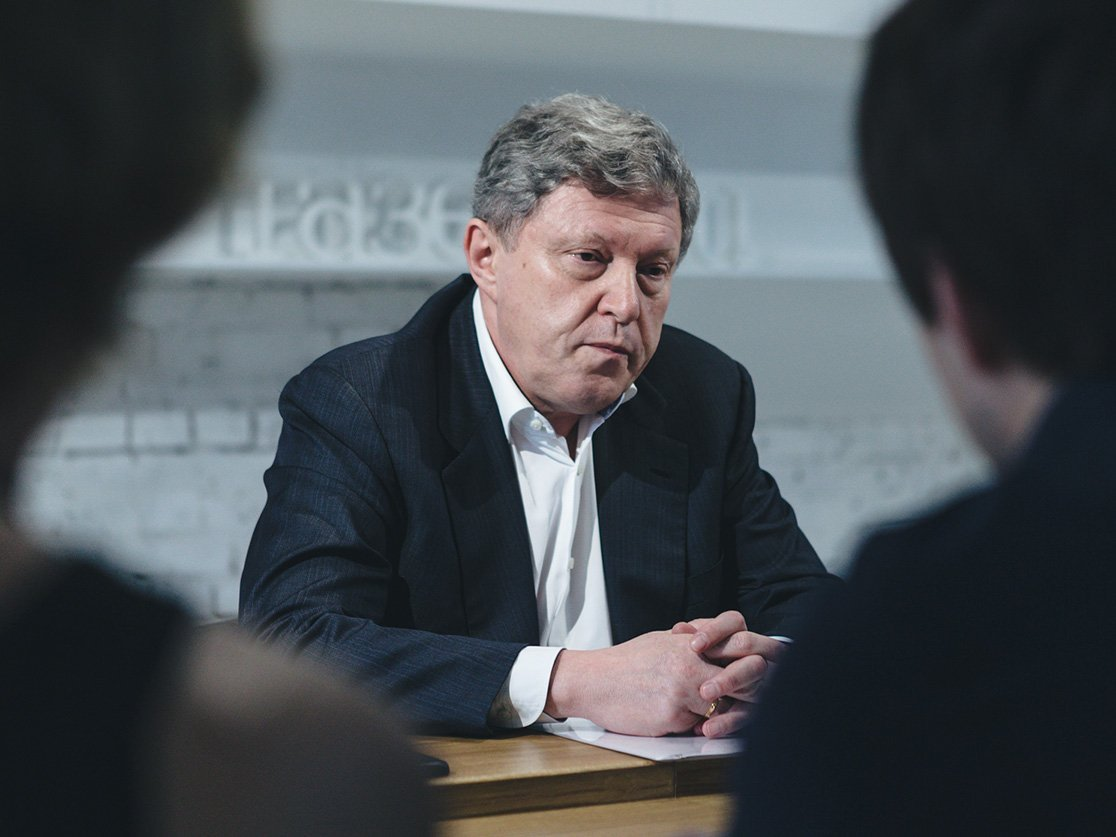 Явлинский поведал подробности собственной встречи сПутиным поУкраине