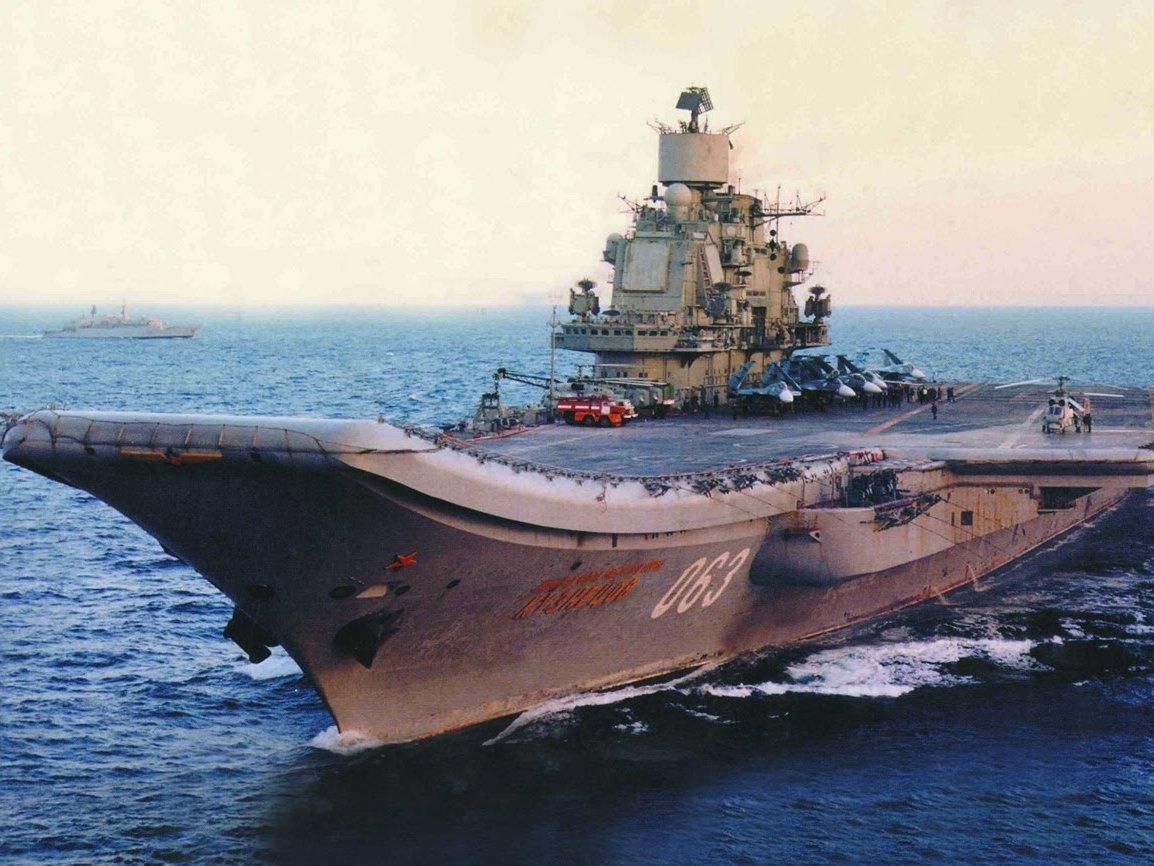 Москва ответила на объявление НАТО о вероятных бомбардировках Сирии авианосной группойРФ