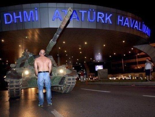 ВТурции арестовали 10 иностранных жителей запричастность кперевороту