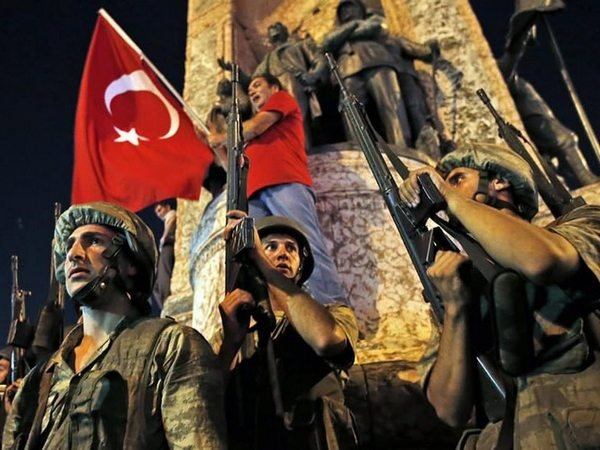 Эрдоган верит в согласие закона о смертельной казни вТурции