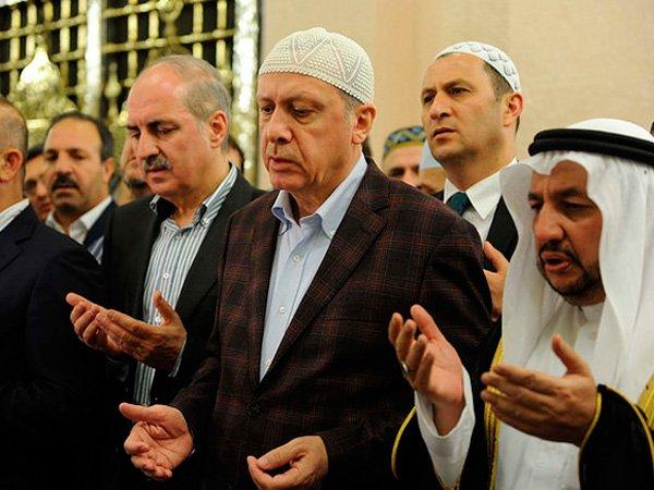 Турция уверенно поддерживает независимость итерриториальную целостность Украины— Эрдоган