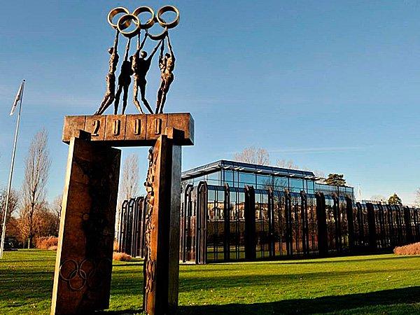 МОК завершил перепроверку допинг-проб сОлимпийских игр-2008 встолице Кита ...