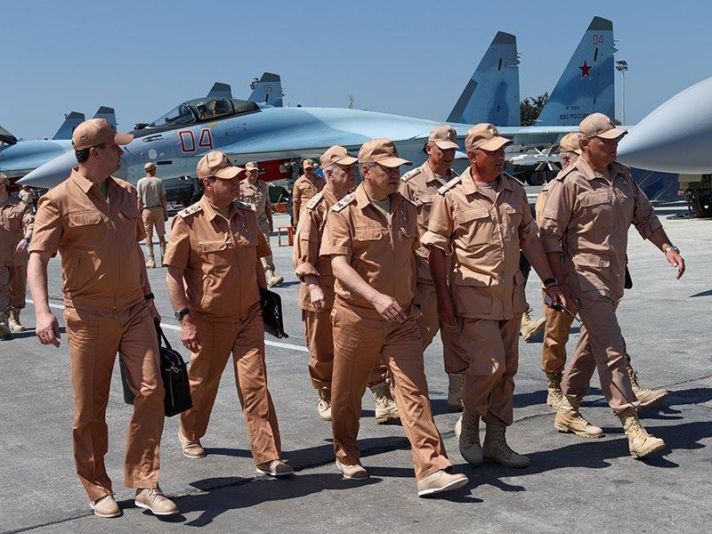 Шойгу: Российская Федерация иСША обсуждают мирный план поАлеппо