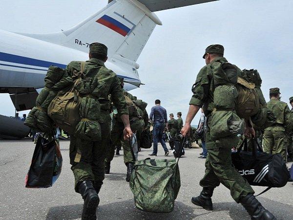 ВСирию отправлен батальон военной милиции изЧечни