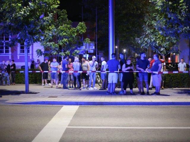 Взрыв вАнсбахе наюге Германии, один человек умер