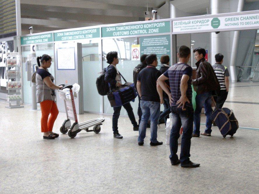 Пункты tax free создадут вовсех аэропортах Московского региона
