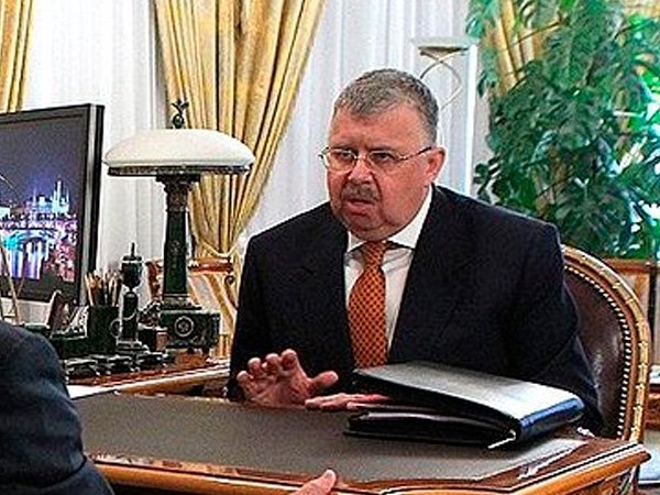 Бельянинов может возглавить правление Евразийского банка развития