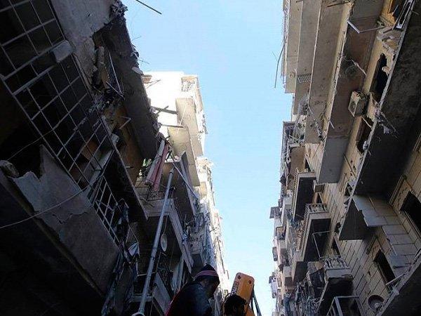 Сирийская оппозиция: РФ оттягивает решение вопроса поАлеппо