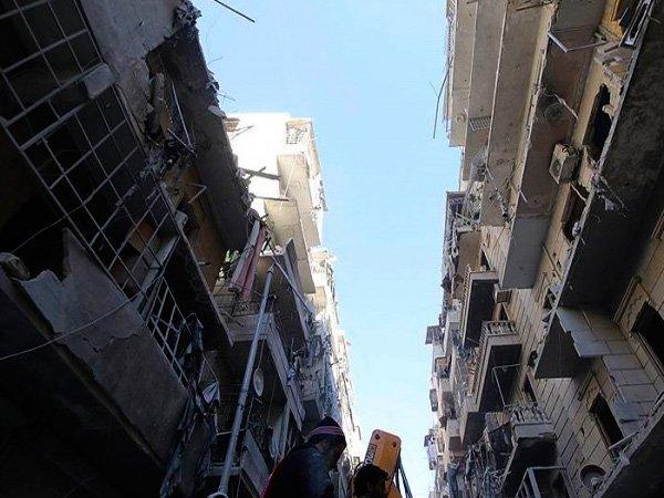 Армия Сирии приступила кзачистке последнего оплота боевиков вАлеппо