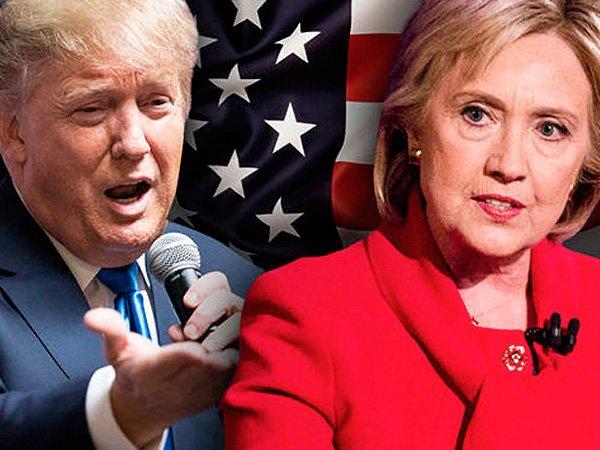 Клинтон сообщила обугрозе срыва президентских выборов США состороныРФ