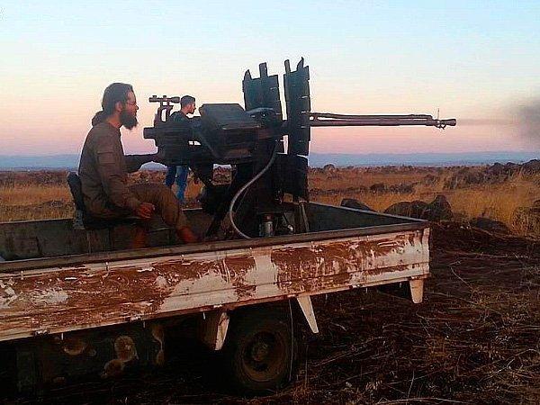 Наюго-западе Сирии вступил всилу режим предотвращения огня