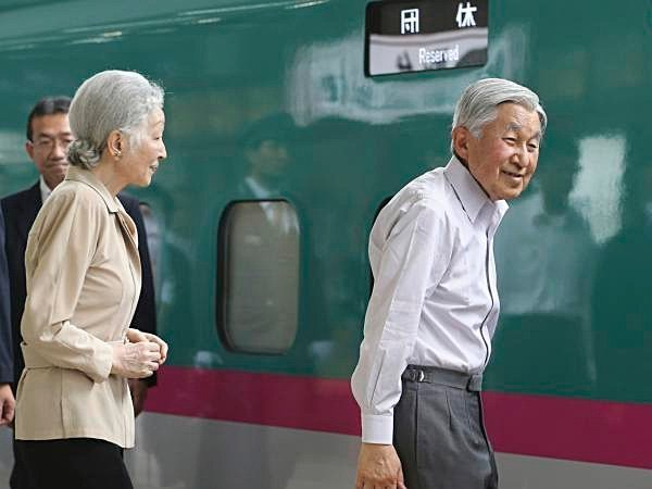 Почему император Японии желает отречься отпрестола