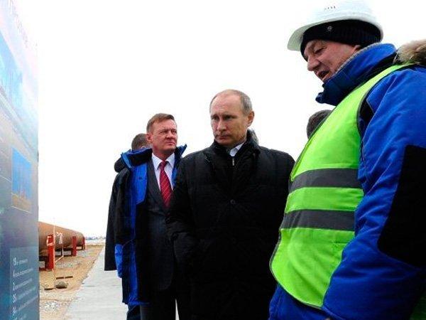 Путин: нужно получить наивысшую отдачу свложенных вКрым денежных средств