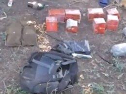 Изъятые боеприпасы в Крыму