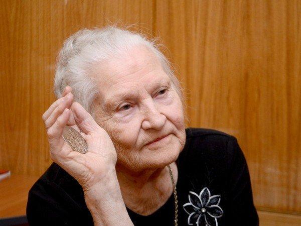 Скончалась 1-ый советский победитель Олимпийских игр Нина Пономарева