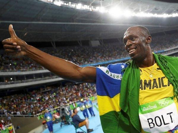 Спринтер Болт лишён одной из собственных золотых олимпийских наград