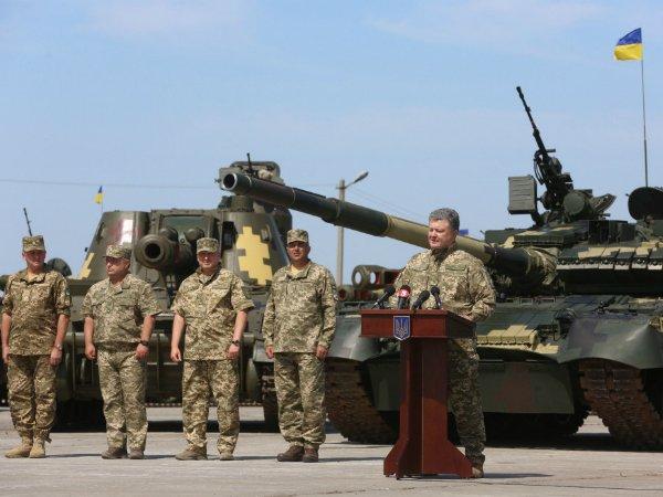 Обещаю, что сделаю все для обеспечения мира вУкраинском государстве — Порошенко