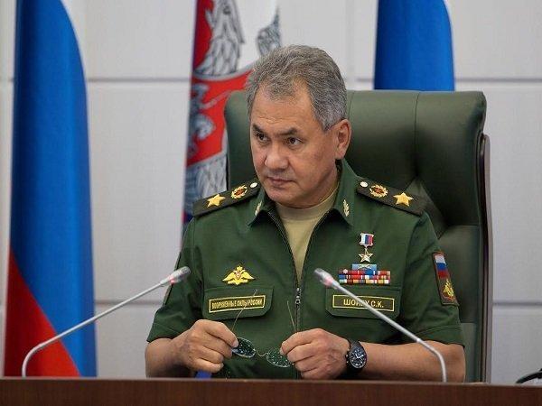 Шойгу выступил засоздание новых подразделений военной милиции