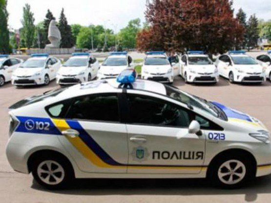 Полиция Украины