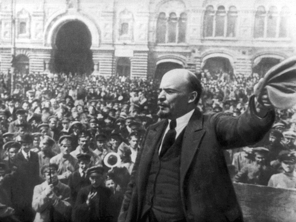 Ученые доказали, что Ленин был мутантом
