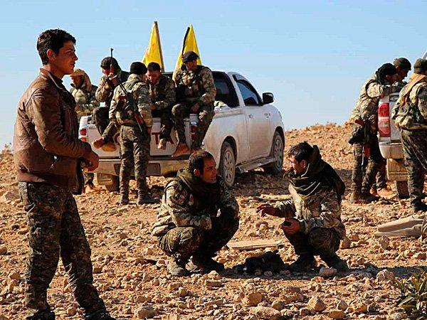 Турция объявила онаступлении накурдов вСирии