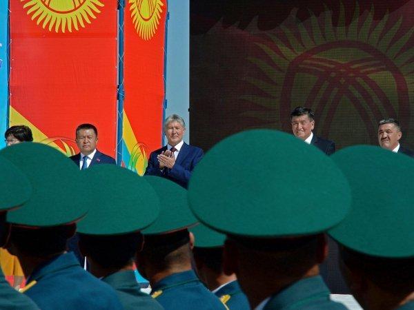 УКиргизии нет оригинала конституции ввиде подписанного текста