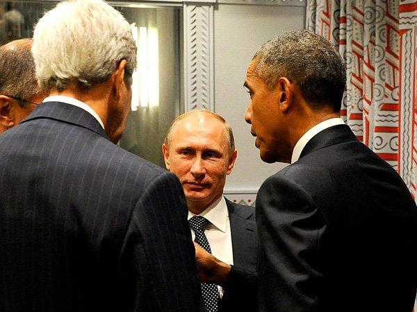 Б.Обама пообещал ответные меры против Российской Федерации из-за вероятных хакерских атак