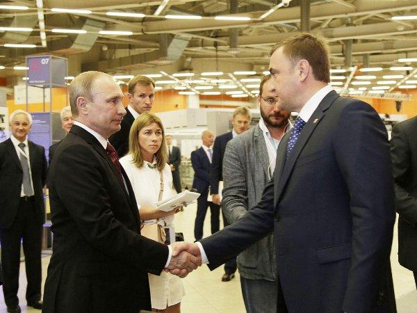 Прежний охранник президента победил навыборах руководителя Тульской области