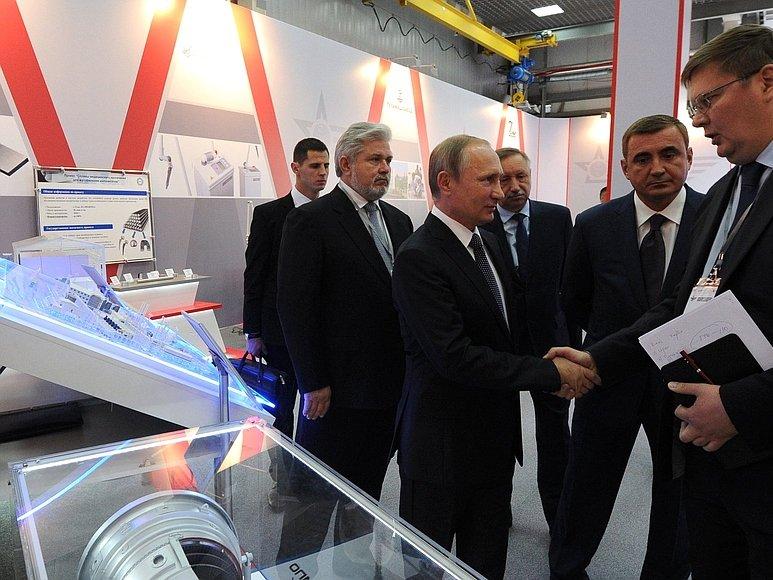 Назаводах «оборонки» нельзя выпускать сковородки— Путин