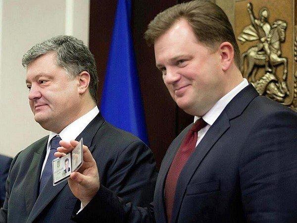 Аваков: Экс-глава Киевской ОГА Мельничук убежал