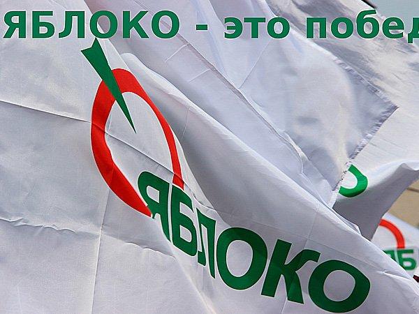 В «Яблоке» поведали онехватке снобжения деньгами партии