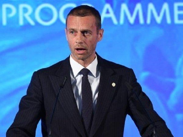 Президент УЕФА Чеферин невидит оснований отбирать уРоссииЧМ